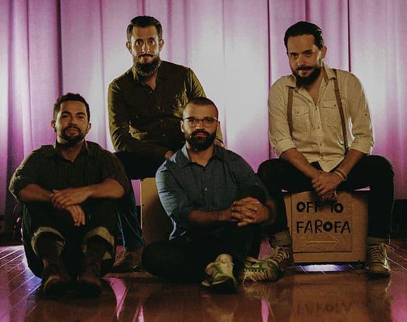 Image result for Farofa Concert