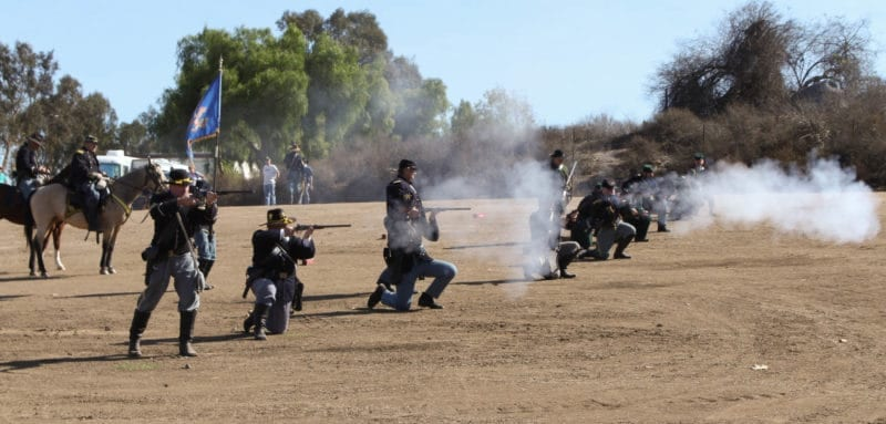 Civil War Reenactment was Quite a Spectacle | North County