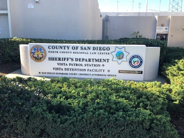 VIDEO Press Conference Charges Filed Against Vista Sheriff's